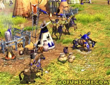 Download Age of Empires III: The WarChiefs