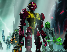Download Bionicle Heroes