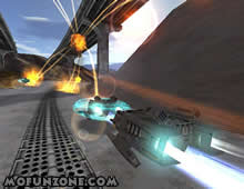 Download Hover Ace: Combat Racing Zone