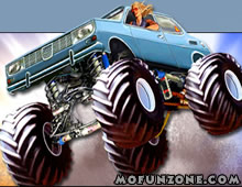 Download Monster Truck Fury