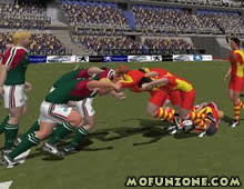 Download Pro Rugby Manager 2004