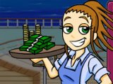 Diner Dash: Flo on the go Online Game