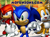 Sonic Heroes Puzzle Online Game