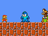 Super Mario Bros  Crossover - Play it on MAD com