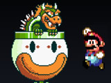 Super Mario World: Bowser Battle - Play it on MAD com
