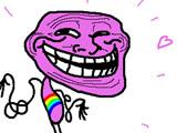 troll face online